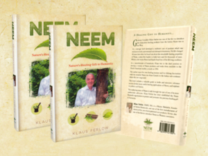 Neem Book-cover neemresearch.ca Klaus Ferlow